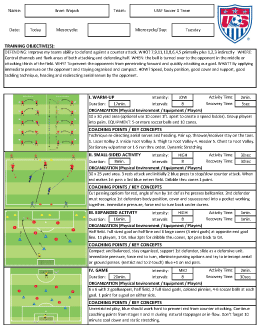 Ussf license d coaching course notes brant wojack final evaluation topic thecheapjerseys Image collections
